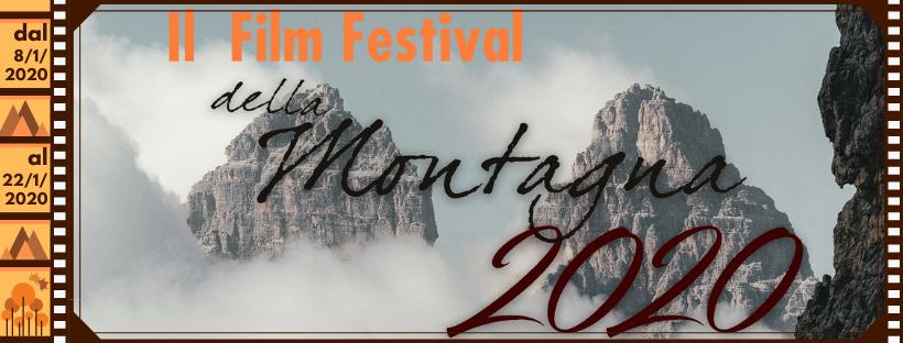 Film Festival Montagna 2020 – III° Edizione