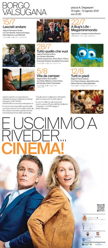 Programma cinema